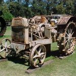 tractor hart parr